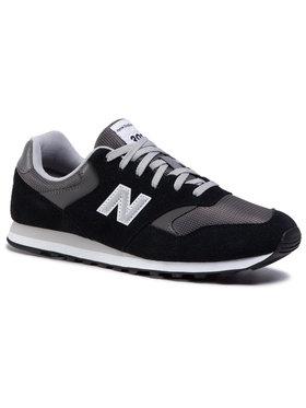 New Balance New Balance Sneakersy ML393SM1 Sivá