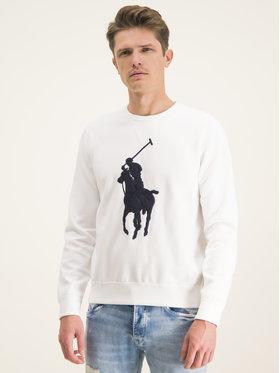 Polo Ralph Lauren Polo Ralph Lauren Sweatshirt 710766862011 Weiß Regular Fit