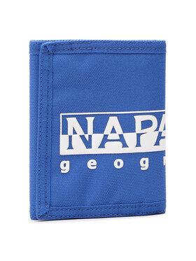 Napapijri Napapijri Portofel Mare pentru Bărbați Happy Wallet 2 NP0A4EU5BE11 Albastru