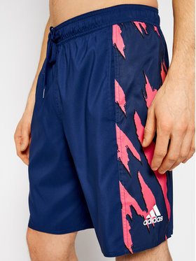 adidas adidas Pantaloncini da bagno Real Madrid GM8981 Blu scuro Regular Fit