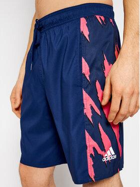adidas adidas Plavecké šortky Real Madrid GM8981 Tmavomodrá Regular Fit
