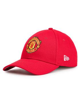 New Era New Era Kepurė su snapeliu Ts Mu25 Basic 9Fort 11213219 Raudona