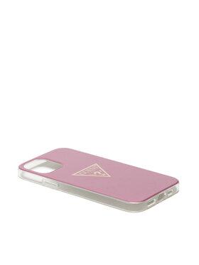 Guess Guess Etui na telefon GUHCP12MPCUMPTPI Różowy