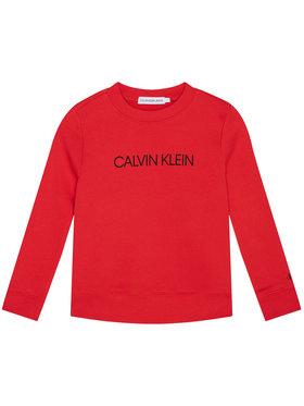 Calvin Klein Jeans Calvin Klein Jeans Sweatshirt IU0IU00162 Orange Regular Fit