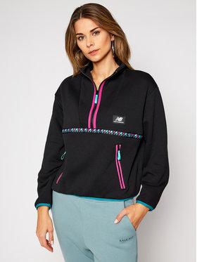 New Balance New Balance Sweatshirt Nb Ter Qtr Zip NBWT03529 Noir Oversize