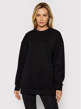 4F 4F Sweatshirt H4L21-BLD010 Schwarz Regular Fit