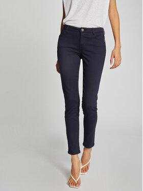 Morgan Morgan Jeans 211-PETRA Blu scuro Skinny Fit
