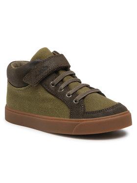 Clarks Clarks Sneakers City Hop K 261515317 Verde