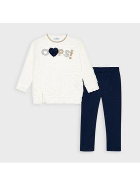 Mayoral Mayoral Set bluză și leggings 4730 Colorat Regular Fit