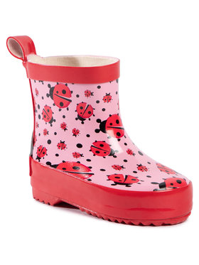 Playshoes Playshoes Гумени ботуши 180360 Розов
