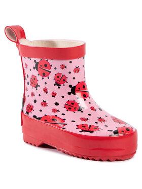 Playshoes Playshoes Kalosze 180360 Różowy