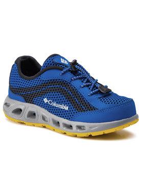 Columbia Columbia Trekingová obuv Youth Drainmaker IV BY1091 Modrá