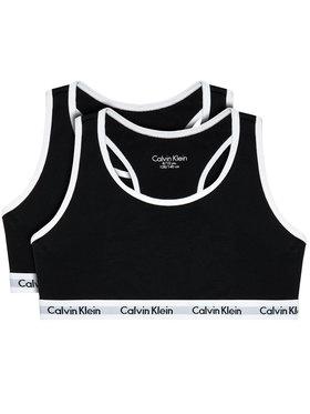 Calvin Klein Underwear Calvin Klein Underwear Komplektas: 2 liemenėlės G80G800437 Juoda