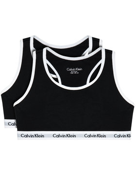 Calvin Klein Underwear Calvin Klein Underwear Set di 2 reggiseni G80G800437 Nero