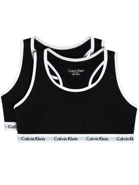 Calvin Klein Underwear Calvin Klein Underwear Súprava 2 podprseniek G80G800437 Čierna