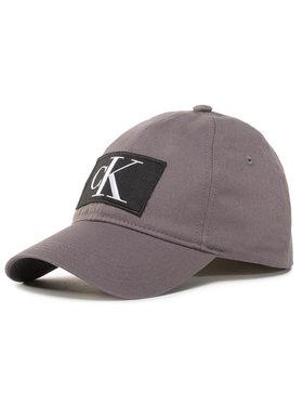 Calvin Klein Jeans Calvin Klein Jeans Καπέλο Jockey Ckj Essential Cap K50K505872 Γκρι