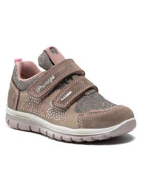 Primigi Primigi Sneakersy GORE-TEX 7384111 M Brązowy