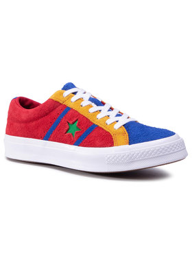 Converse Converse Sneakers aus Stoff One Star Academy Ox 164393C Rot