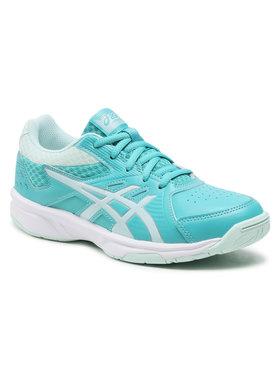 Asics Asics Παπούτσια Court Slide Gs 1044A007 Πράσινο