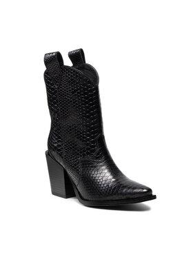 Solo Femme Solo Femme Členková obuv 91611-13-M31/E45-13-00 Čierna