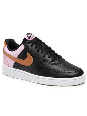 Nike Nike Schuhe Court Vision Low CD5434 004 Schwarz