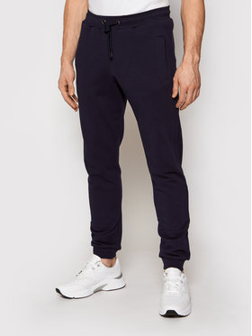Trussardi Trussardi Παντελόνι φόρμας Fleece 52P00198 Σκούρο μπλε Regular Fit