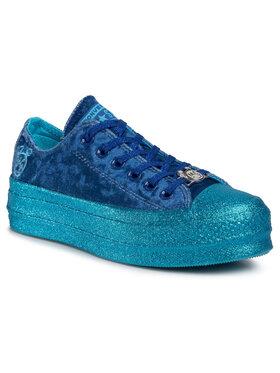 Converse Converse Sneakers aus Stoff Ctas Lift Ox 563721C Dunkelblau