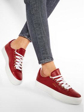 Furla Furla Sneakersy Hikaya Low YD69HKL-Y62000-CGQ00-1-007-20-AL Červená