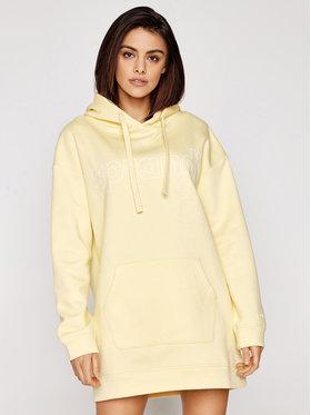 Sprandi Sprandi Sweatshirt SS21-BLD007 Jaune Regular Fit