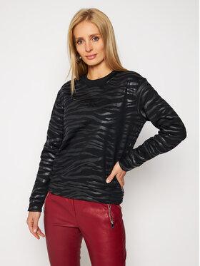 Calvin Klein Jeans Calvin Klein Jeans Mikina Zwart J20J214814 Černá Regular Fit