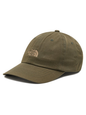 The North Face The North Face Καπέλο Jockey The Norm Hat NF0A355W5XE1 Πράσινο