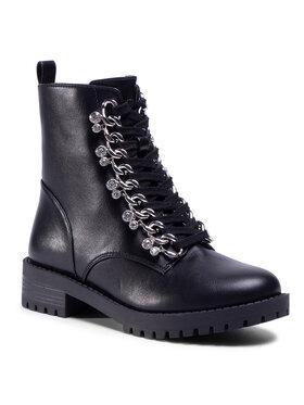 Guess Guess Outdoorová obuv Hinlee FL7HIE ELE10 Čierna