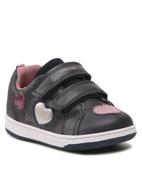 Geox Geox Sneakers B New Flick G. B B161HB 08554 C4021 S Blu scuro