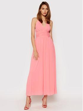 Rinascimento Rinascimento Večerní šaty CFC0103373003 Růžová Regular Fit