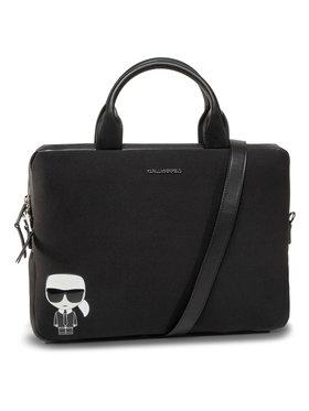 KARL LAGERFELD KARL LAGERFELD Τσάντα για laptop 205W3242 Μαύρο