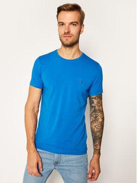 TOMMY HILFIGER TOMMY HILFIGER T-Shirt MW0MW10800 Tmavomodrá Slim Fit