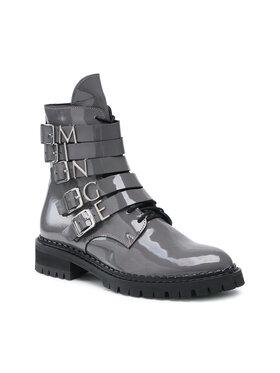 Eva Minge Eva Minge Outdoorová obuv EM-21-10-001288 Sivá