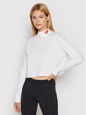 Nike Nike Μπλουζάκι Sportswear DB9735 Λευκό Loose Fit
