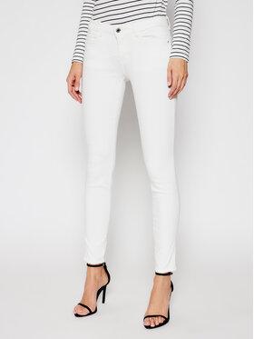 Guess Guess Дънки Skinny Fit Curve X W1GAJ2 D4DM1 Бял Skinny Fit