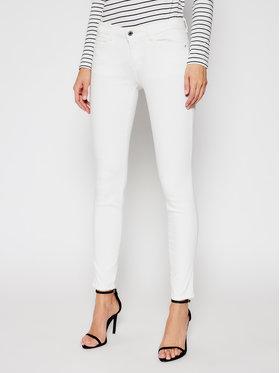 Guess Guess Jeansy Curve X W1GAJ2 D4DM1 Biały Skinny Fit