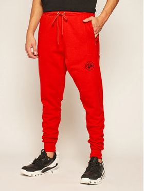 Diamante Wear Diamante Wear Spodnie dresowe Di Hipster 5317 Czerwony Regular Fit