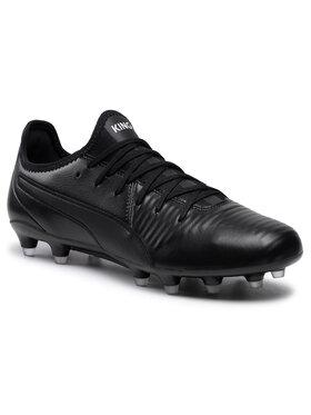 Puma Puma Παπούτσια King Pro Fg 105608 01 Μαύρο