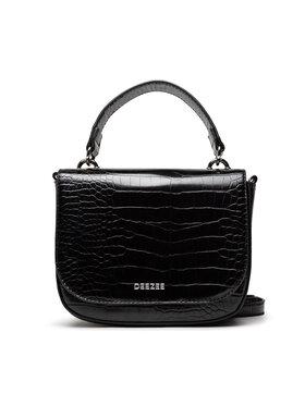 DeeZee DeeZee Дамска чанта EBG13788 Черен