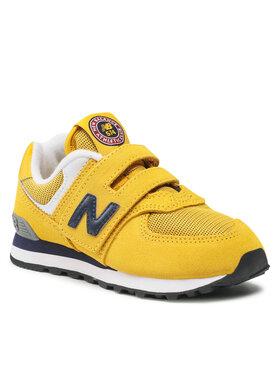 New Balance New Balance Sneakersy PV574HX1 Żółty