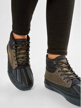 Vans Vans Sneakersy Sk8-Hi Del Pato M VN0A34962UI1 Čierna