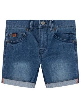 Timberland Timberland Pantaloni scurți de blugi T24A98 M Bleumarin Regular Fit
