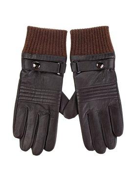 Wittchen Wittchen Muške rukavice 39-6-705-B M Smeđa