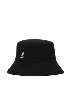 Kangol Kangol Chapeau Wool Lahinch Bucket K3191ST Noir