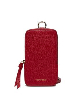 Coccinelle Coccinelle Дамска чанта IJF Tresor E2 IJF 17 22 01 Червен
