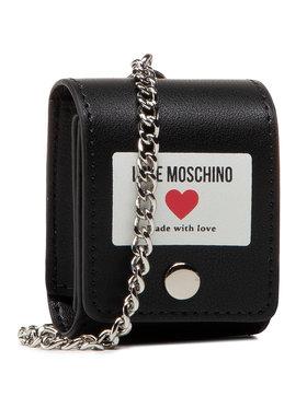 LOVE MOSCHINO LOVE MOSCHINO Kopfhörer-Hülle JC6401PP1CLI0000 Schwarz